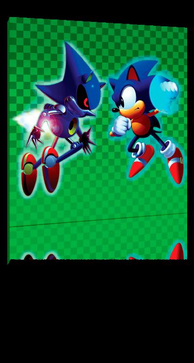 Sonic CD - Soundtrack (Vinyle)