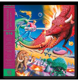Space Harrier - Soundtrack (Vinyle)