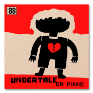 Undertale on Piano - 1 Vinyle