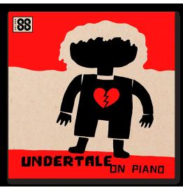 Undertale on Piano - Vinyle