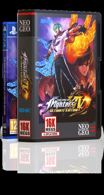 KOF XIV UE - Edition Collector PS4