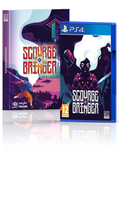 ScourgeBringer - Edition Collector PS4