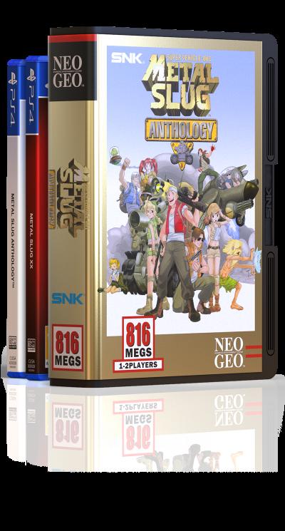 Metal Slug - Combo Pack DX PS4