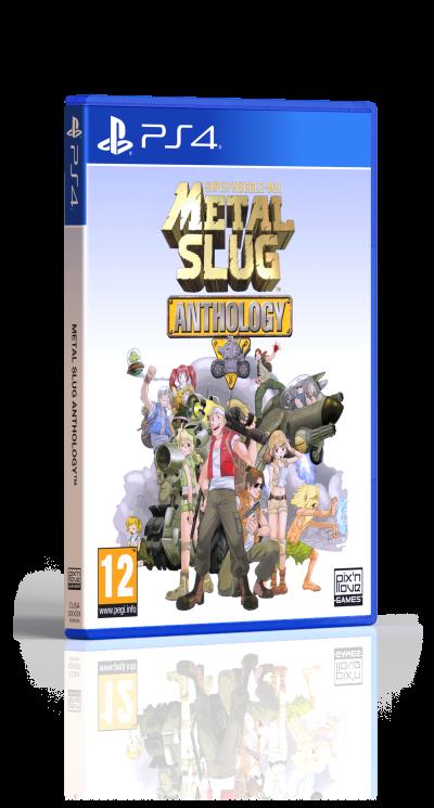 Metal Slug Anthology - PS4