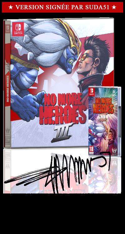 No More Heroes III - Edition deluxe