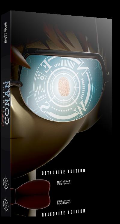 L'énigme Détective Conan - Detective Edition