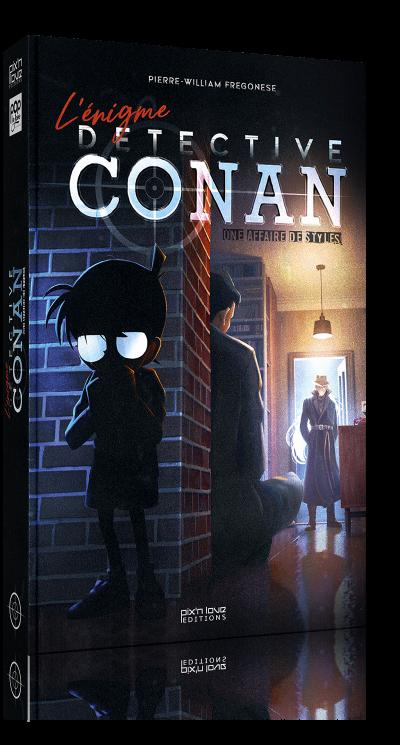 L'énigme Détective Conan - Une affaire de styles