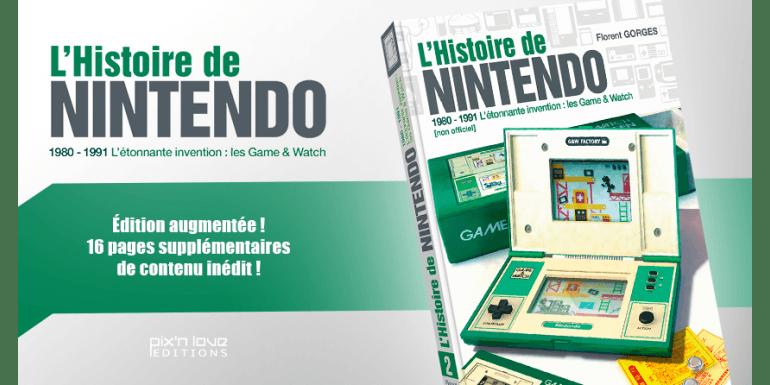 L'Histoire de Nintendo Vol.2 revient à son tour !