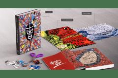 The Art of Mr Garcin, un artbook super héroïque