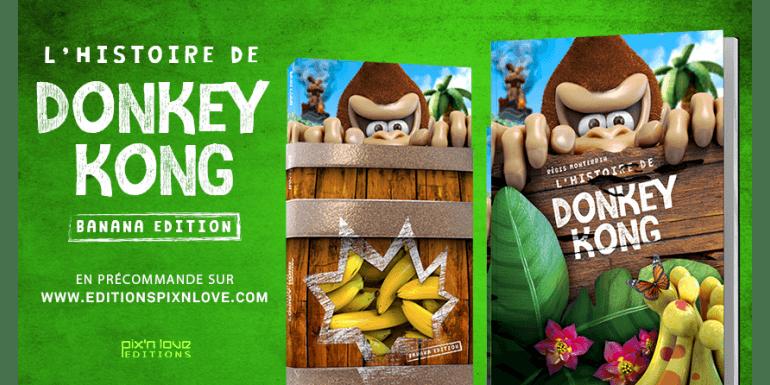L'Histoire de Donkey Kong en approche !