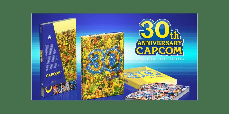 L'Histoire de Capcom - Volume 1 disponible !
