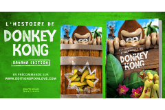 L'Histoire de Donkey Kong disponible !