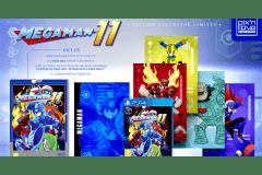 Un collector exclusif pour le jeu Mega Man 11