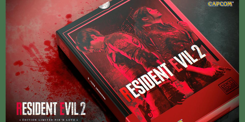 Une édition collector pour Resident Evil 2