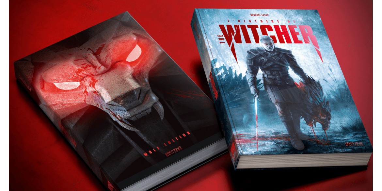 L'Histoire de The Witcher est disponible