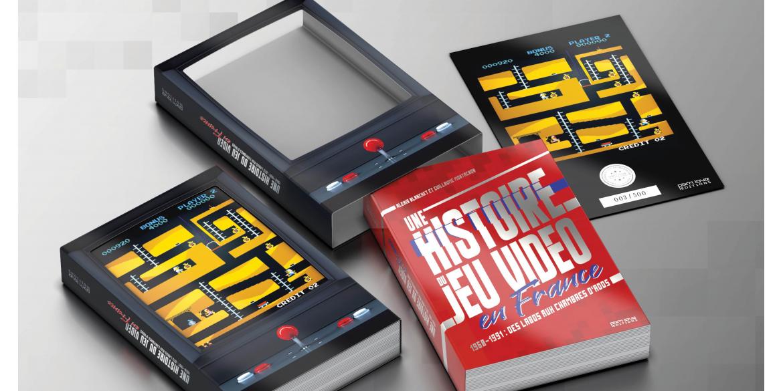 Une Histoire du jeu vidéo en France, le livre référence disponible