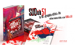 Suda51 : la biographie disponible !