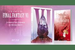 L'Histoire de Final Fantasy VI maintenant disponible !